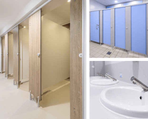 Commercial-Washrooms