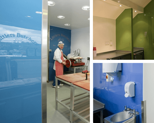 Hygienic-Wall-Cladding