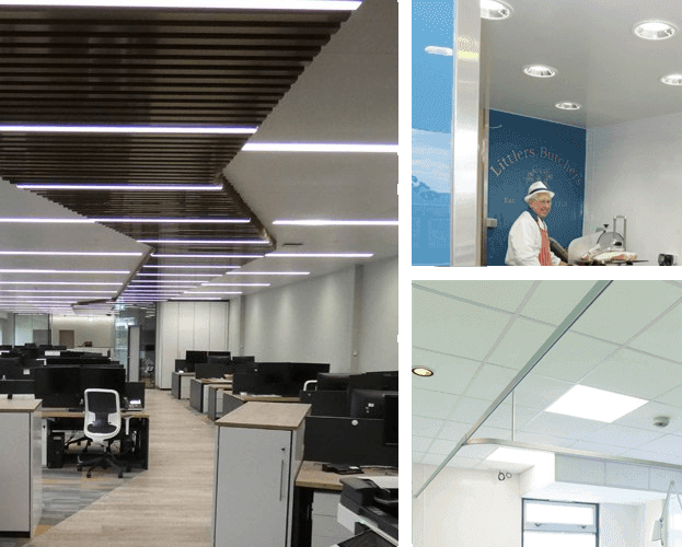 Suspended Ceiling Fitter UK